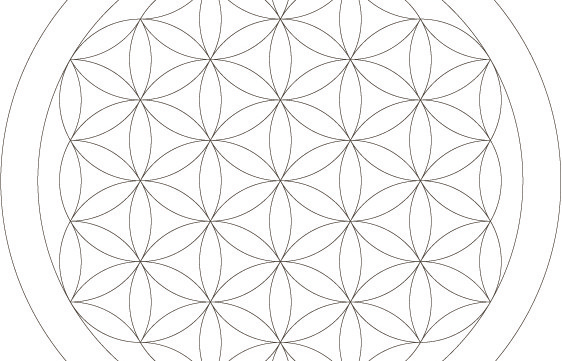 The Flower of Life-Sacred Geometry-Spiritual