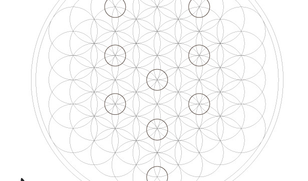 Sacred Geometry Symbols Coloring Archives Page 11 Of 12 Haleluya