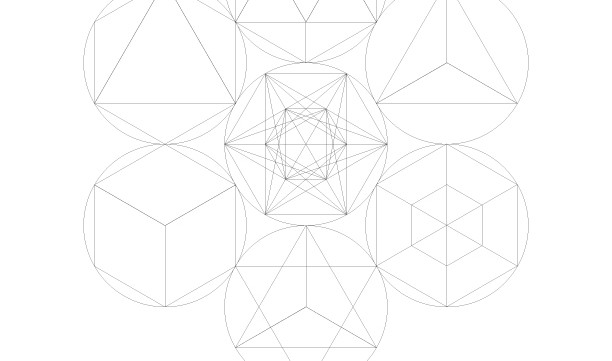 Sacred Geometry Symbols-Ancient Secret Elements-Energy Healing Prints-Coloring Page Printable-INSTANT DOWNLOAD by @HALELUYA Sacred Soul Art